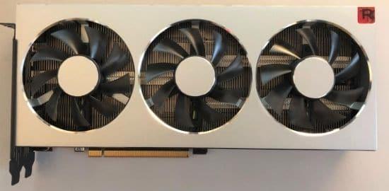 AMD Radeon VII graphics card